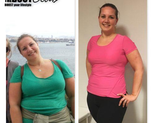 vijf kilo afvallen in 1 week
