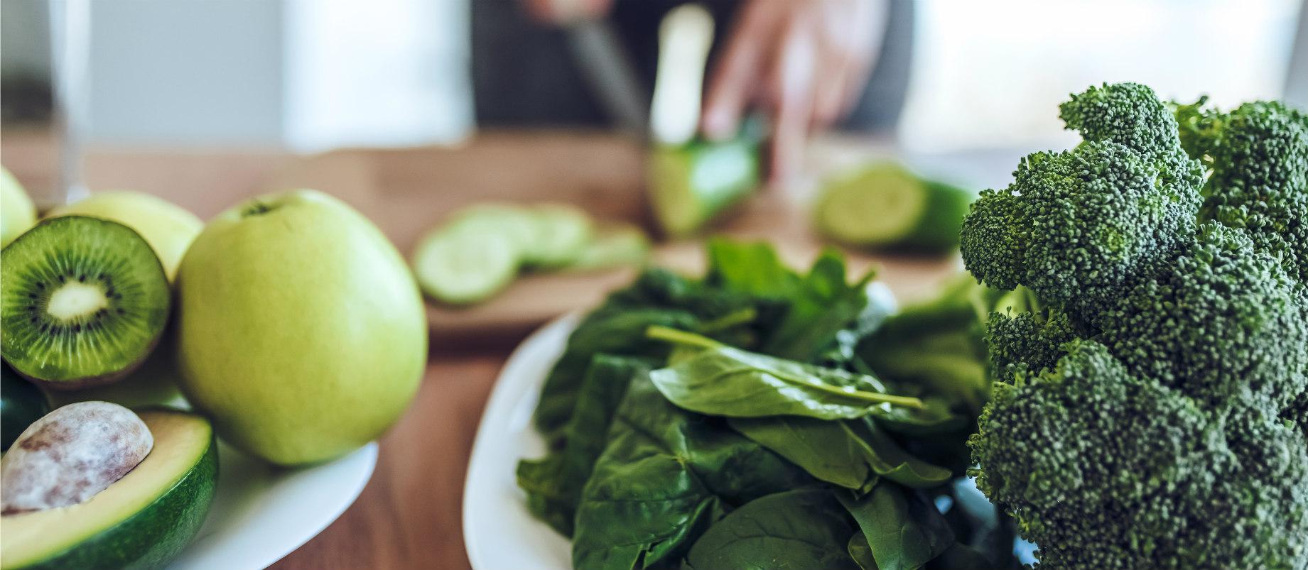 gezond dieet afvallen